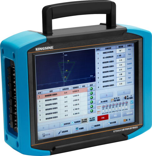KF900A Portable Intelligent IEC61850 IEDs Analyzer Test Set