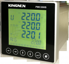 220VAC / 5A Multifunctional Power Meter for Power Management PMC200S