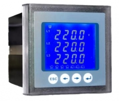 PMC96 series three-phase electric monitoring meter